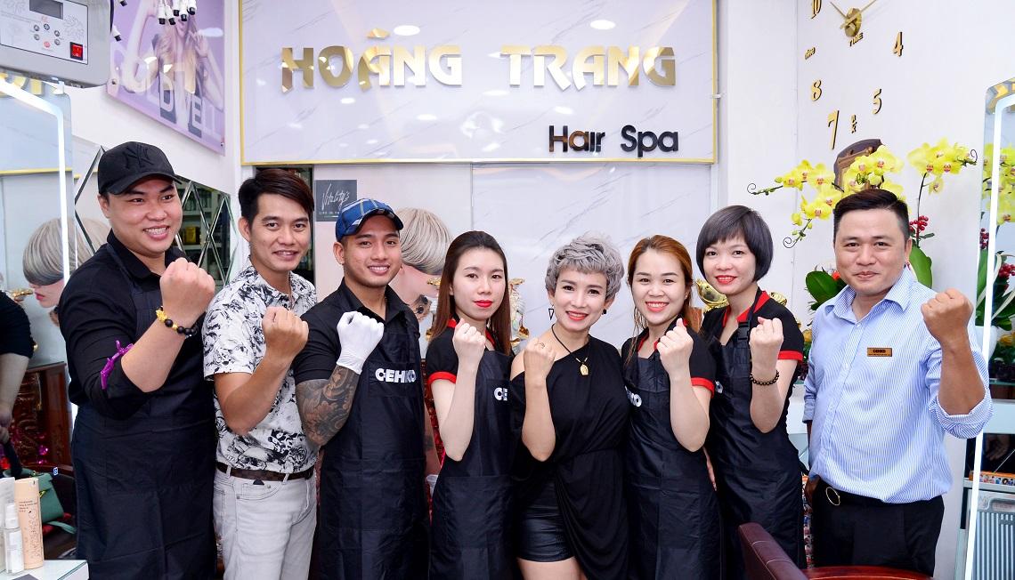 C:EHKO&Me số 17 - Hoàng Trang Hairsalon